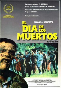 Day of the Dead Spanish One Sheet Poster
