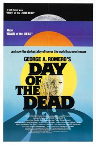 DAY OF THE DEAD USA ONE SHEET THEATRICAL POSTER