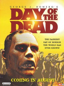 Day of the Dead Divimax Special Edition DVD Advertisement