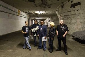Lawrence DeVincentz Wampum Mine Location Tour of the Dead 2012
